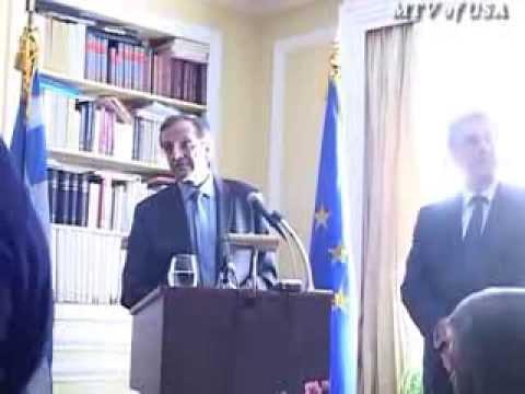 Antonis Samaras,Georgios Iliopoulos,Greek Prime Minister part 2