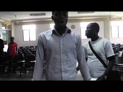Arise Ghana Youth For Your Country (at Barcamp Koforidua 2013)