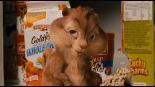 Alvin a Chipmunkovia - celý film