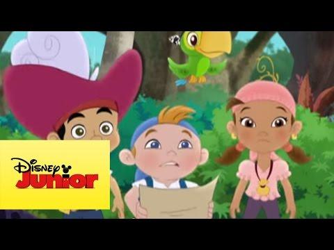 Jake e os Piratas da Terra do Nunca - Trailer - Em Disney Junior