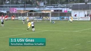 ASK Voitsberg - USV Gnas