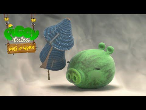 Piggy Tales - Prastat� v pr�ci - Preteky