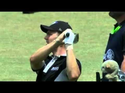 Martin Kaymer Running Away At U.S. Open