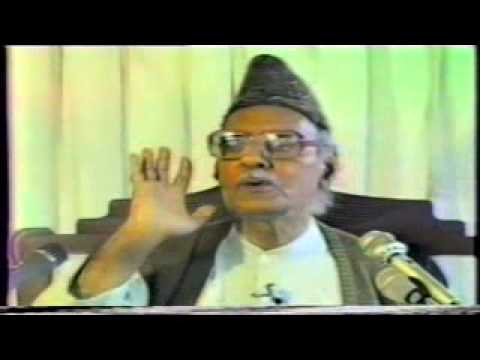 IQBAL DAY (22 Apr Khulqe Khuda Ki Ghat Main) part 10 by Ghulam Ahmed Parwez recorded by tolueislam