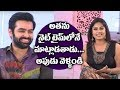 He talks only at night: Ram || Vunnadhi Okate Zindagi team funny interview || #VunnadhiOkateZindagi