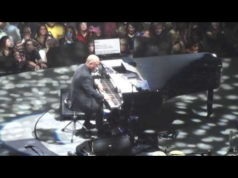 Billy Joel - Piano Man - Detroit - Feb 15, 2014