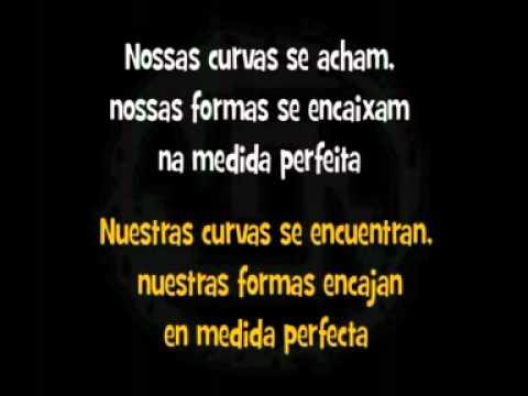 Concavo e convexo - Letra Portugués y español