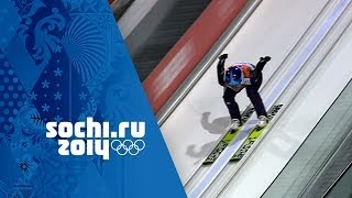Ski Jumping Golds Inc: Kamil Stoch Jumps To Double Glory | Sochi Olympic Champions