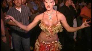 Sexy Arab Girls At Cafe Iguana Pines, Nightclub