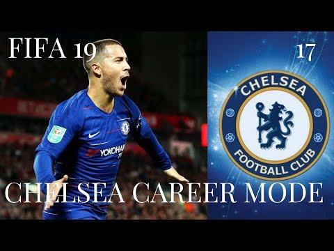 WERNER?!?! DREAM DEBUT?!?! Chelsea Career Mode - Episode 17 - FIFA 19
