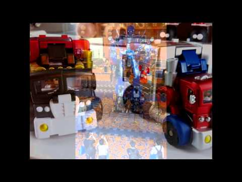Transformers Cybertron Con 2012 Media Preview