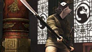 Mortal Kombat Shaolin Monks Secret Characters *PART 1