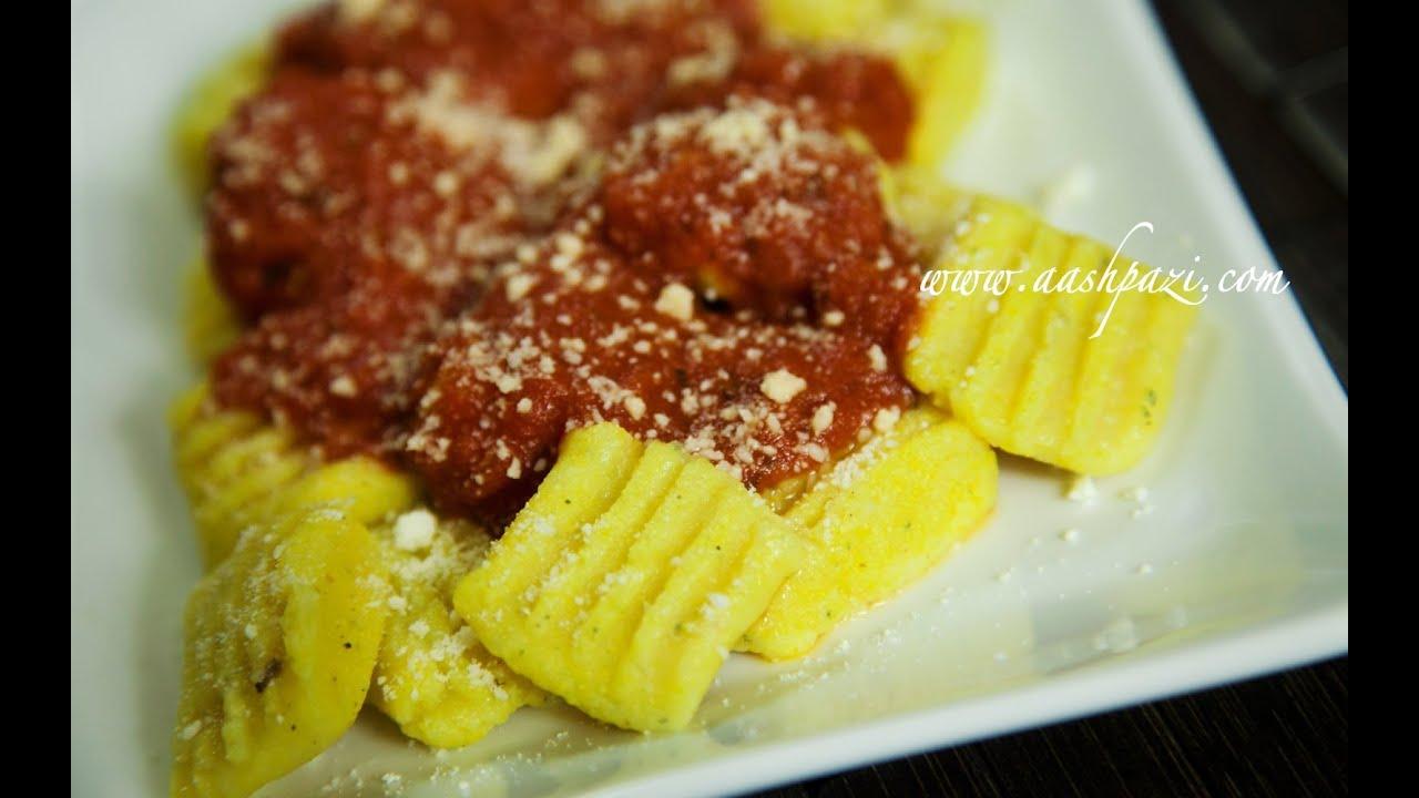Potato Gnocchi Recipe - YouTube