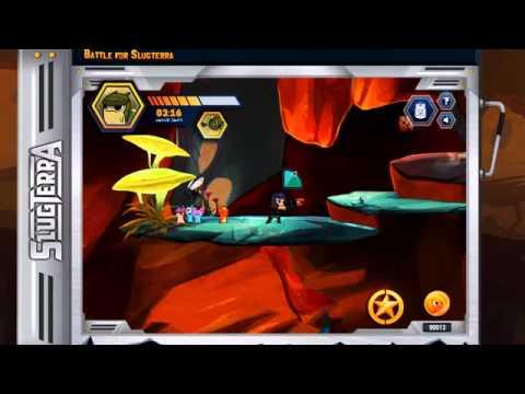 Battle For Slugterra Gameplay Episode 1