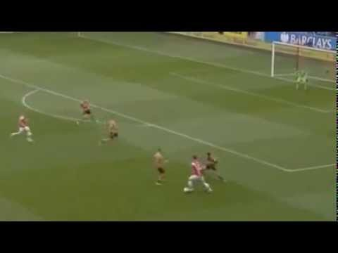 Arsenal vs Hull City 3 0 - All Goals & Highlights - 20 04 2014 Amazing Goals‬