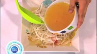 Receta Saludable: Ceviche De Pescado Y Camarones