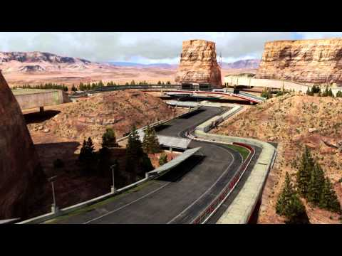 Trackmania 2 Canyon E3 Trailer [UK]