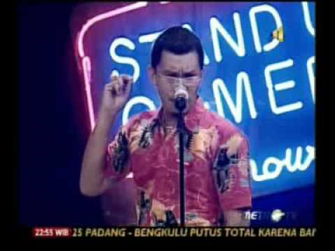 Mongol - Stand up Show Metro TV 3 Nov 2011