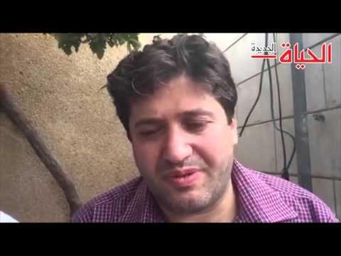 """فيديو: والد الشهيد اسحاق بدران """"قتلوه بدم بارد.. حسبي الله عليهم"""""""