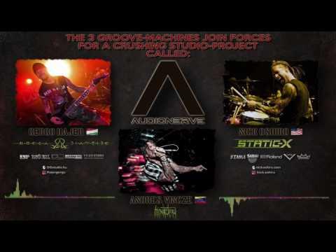 Audionerve lemezmegjelenés, nemzetközi nevekkel