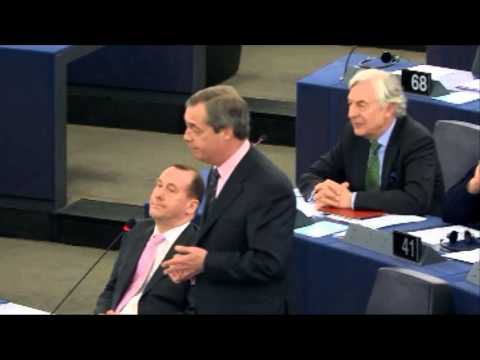 Nigel Farage-The Last & Best Speech of 2013