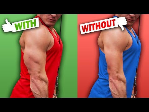 Increase Your TRICEPS Size & Strength NATURALLY in 7 Days!