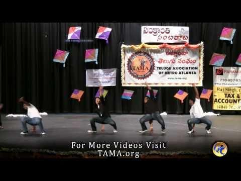 Dance Medley (Orange & Brindavanam)