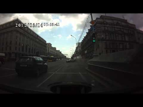 Car Crash. Minsk 19 Jul 2014