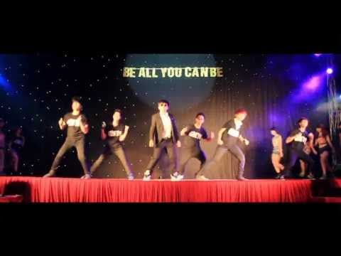Gentleman (PSY) - Dance cover by Stay crew at Prom Kim Lin High School