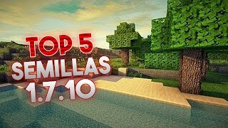 Top 5 Semillas Para Minecraft 1.7.10