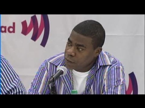 Comedian Tracy Morgan in Critical Condition After Car Crash