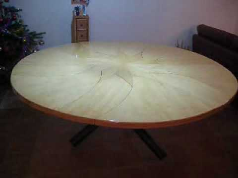 Table youtube for Grande table a rallonge