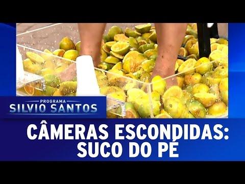 Ivo Holanda vende suco direto do pé
