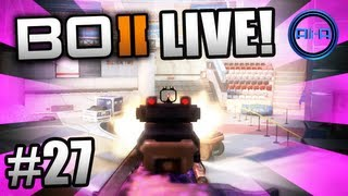 """HEY BUDDY!"" - BO2 LIVE w/ Ali-A #27 - (Call of Duty: Black Ops 2 Multiplayer Gameplay)"
