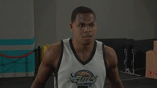 NBA 2K14 Next Gen My Career Called For A Tech In The