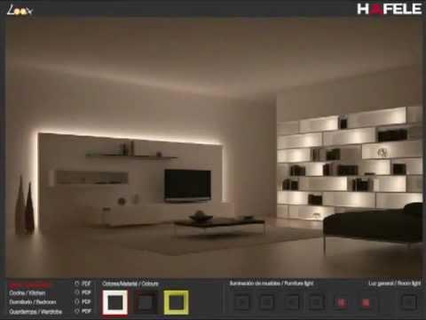 Línea de iluminación para muebles.mp4 - YouTube