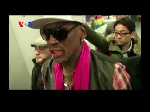Dennis Rodman's North Korea Rant Sparks Uproar (VOA On Assignment Jan. 17, 2014)