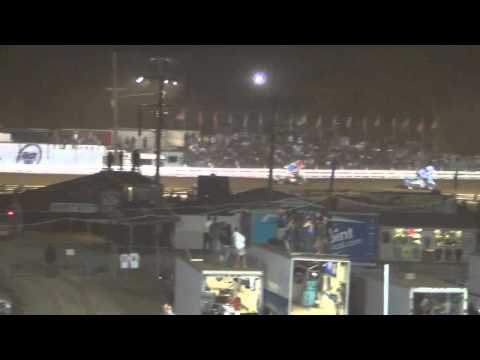 Williams Grove Speedway World of Outlaw Highlights 10-4-13