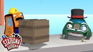 Statočné autíčka - Tajná krabica