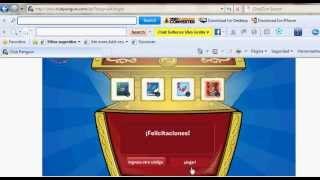 Codigo Para Desbloquear Cartas De Card-jitsu En Cp