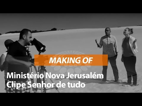 Making Of clipe