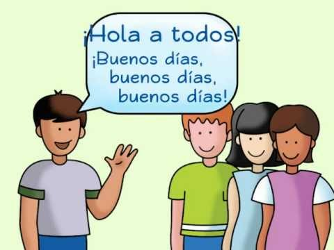 Hola a todos a spanish greeting song calico spanish songs for hola a todos a spanish greeting song calico spanish songs for kids viewpure m4hsunfo