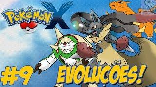 Pokémon X Nova Jornada #9 / Batalha Pelo Mega Ring