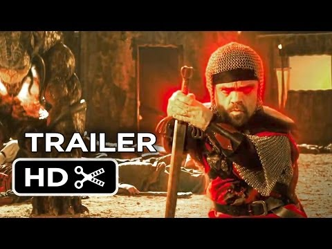 Knights Of Badassdom Official Trailer #3 (2013) - Peter Dinklage Comedy Movie HD