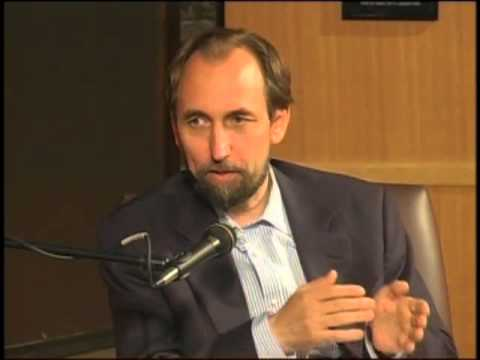 7th IHLD (2013): Prince Zeid's Wit and Wisdom