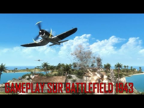 Gameplay sur Battlefield 1943 - Mashed61
