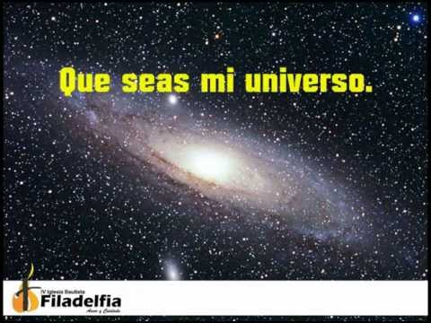 Que sea mi universo - pista / Playback - YouTube