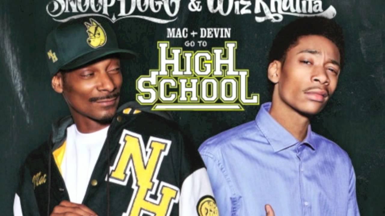 High School (Bonus Track) - Snoop Dogg & Wiz …
