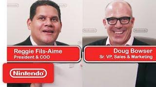 The Nintendo Guessing Game – Featuring Reggie & Doug