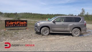 2014 Lexus GX460 Off-Road Test Drive On Everyman Driver